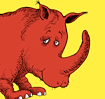 Red Rhinoceros