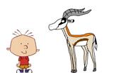 Stanley Griff meets Grant's Gazelle