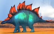 Stegosaurus dbwc