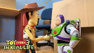 Toy Story 3 In Real Life Full-length Fan Film