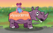Big Words Like Rhinoceros