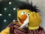 Ernie is sad after Bert