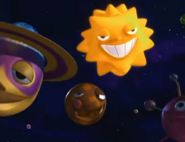 Goofy Planets laughing