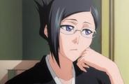 Nanao Contemplates