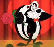 Pepe sings rose 6