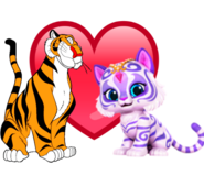 Rajah and Nahal Love Together