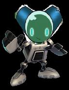 Robotboy as Clank
