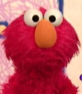Elmo in Skin