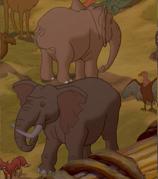 Fantasia 2000 African Elephant