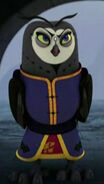 Fenghuang the owl by dragonlord99-d4uvaa0