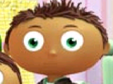 Super Why the Red-Nosed Super Reader
