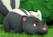 PawPatrol Striped Skunk