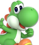 Yoshi in Super Smash Bros. Ultimate
