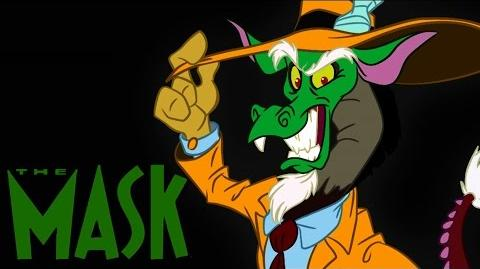 The Mask (Ralph E. Coyote Style)