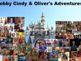 Bobby Cindy & Oliver's Adventures Series
