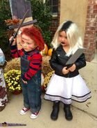 Chucky and chuckys bride1