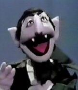 Count von Count in Sesame Street
