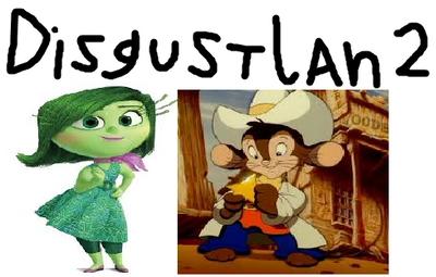 Mrs. Disgustlan 2