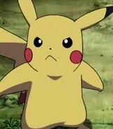 Pikachu in Pokemon Zoroark Master of Illusions
