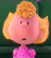 Sally Brown Peanuts