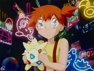 Twinkly eyes misty