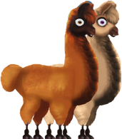 All Creatures Big and Small Llamas