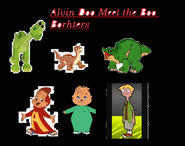 Alvin doo meet the boo aka dino brothers