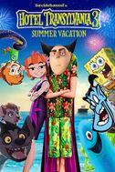 Hotel Transylvania 3 Summer Vacation (2018; Davidchannel's Version) Poster