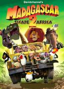 Madagascar 2 Escape to Africa (2008)