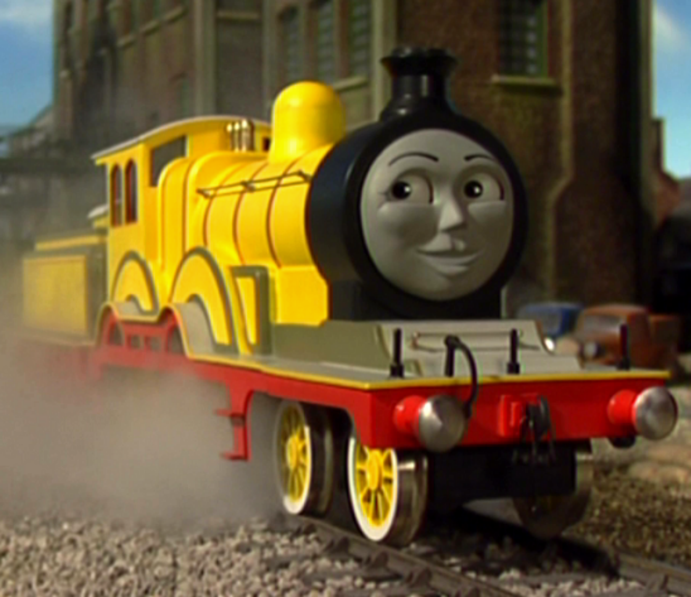 Image molly the yellow engine thomas and friendsg the filemolly the yellow engine thomas and friendsg thecheapjerseys Image collections