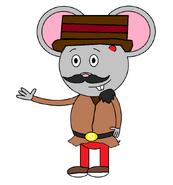Mr. Einstein Hamster (secret agent)