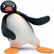 Pingu as Pablo