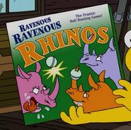 Simpsons Rhinoceroses