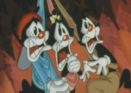Animaniacs looks at the Monstrous Singer