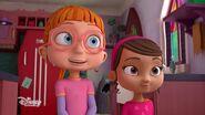 Bridget and Poppy