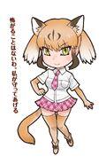 Cougar-kemono-friends