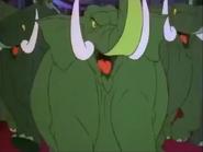 Green Elephants (Journey Back to OZ)