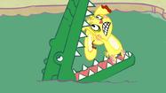 HTF Crocodile