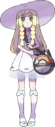 Lillie (Sun and Moon)