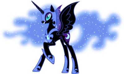 Nightmare Moon physical