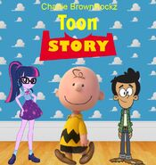 Toon Story (1995; Movie Poster)