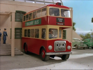 Bulgy the Double-Decker Bus