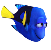 Finding Dory - Charlie