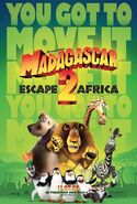 Madagascar 2 Escape 2 Africa (2008)
