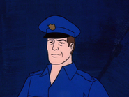 Police officer (Hassle in the Castle)