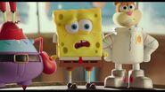 Spongebob sandy krabs cgi