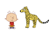 Stanley Griff Meets Cheetah