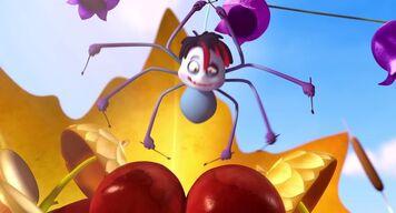 Webb the Spider (Maya the Bee Movie)