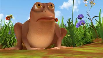 Brown Frog (Maya the Bee)