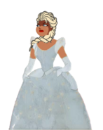 Elsa the Snow Queen (Finding Dennis)